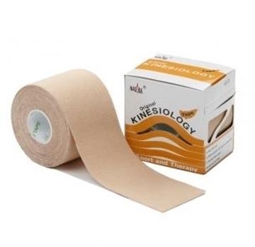 Bild von Kinesiologie Tape *Nasara* beige