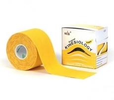 Bild von Kinesiologie Tape *Nasara* gelb