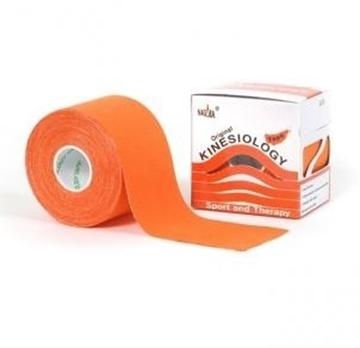 Bild von Kinesiologie Tape *Nasara* orange