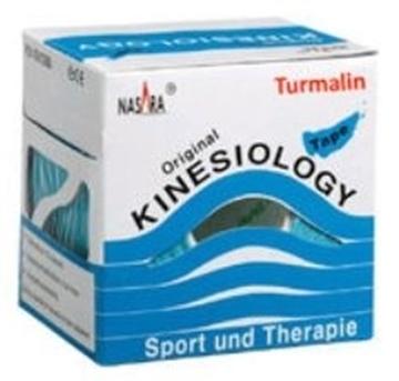 Bild von Kinesiologie Tape *Nasara* Turmalin 5cmx5m - blau