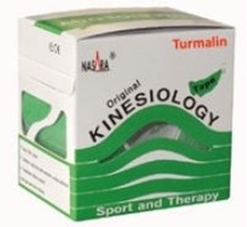 Bild von Kinesiologie Tape *Nasara* Turmalin 5cmx5m - grün