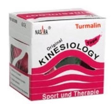 Bild von Kinesiologie Tape *Nasara* Turmalin 5cmx5m - pink