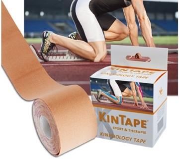 Bild von KK KinTape Kinesiologie Tape 5cmx5m - beige