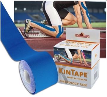 Bild von KK KinTape Kinesiologie Tape 5cmx5m - blau