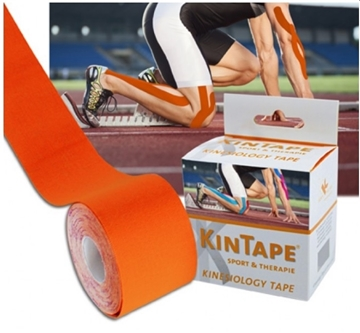 Bild von KK KinTape Kinesiologie Tape 5cmx5m - orange