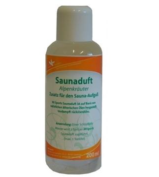 Bild von Saunaduft Premium 200ml Grüner Apfel
