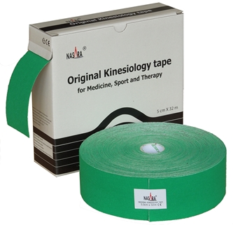 Bild für Kategorie Nasara Kinesiologie Tape XXL 5cmx32m