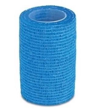 Bild von Aktimed Schutzverband blau 7.5cmx4.5m