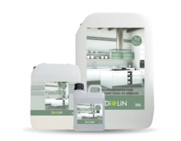 Bild von DiOLiN Flächendesinfektion 25 Liter