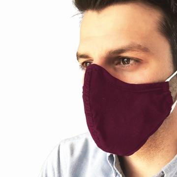 Bild von ELYTH Face Mask Contour bordeaux
