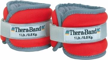 Bild von Thera Band Gewichtsmanschetten 450g (rot)