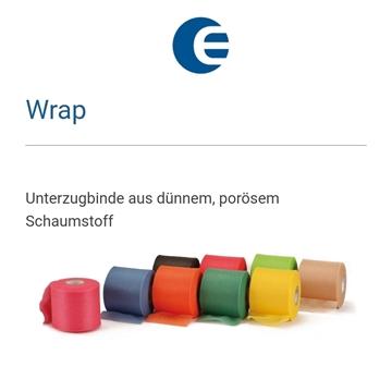 Bild von Wrap - Unterverband - 1 Karton (eine Farbe) 48 Stk